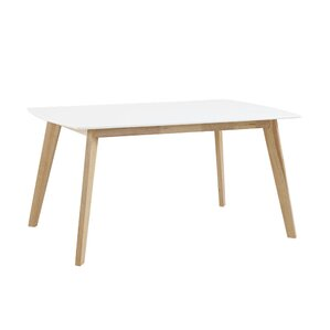 Urijah Retro Modern Dining Table