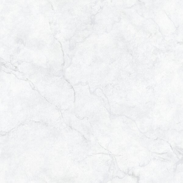 WallPops NuWallpaper 18 X 205 Carrara Marble Wallpaper