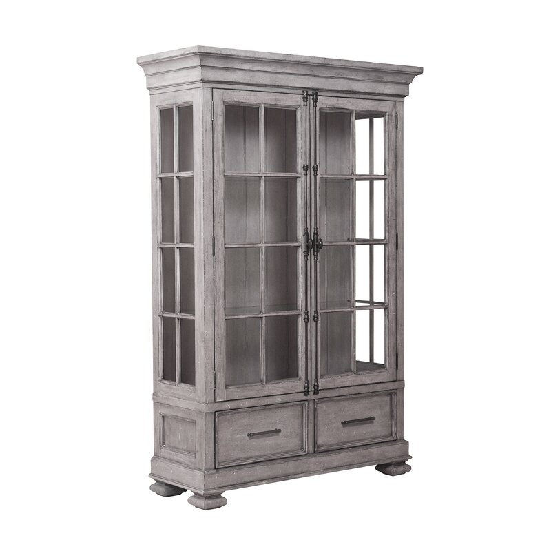 Superbe Devers Lighted China Cabinet