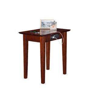 Charlton Home Ithaca End Table