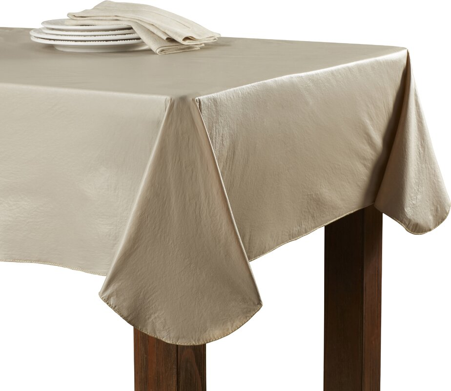 flannel backed vinyl tablecloth symple stuff vinyl flannel backed tablecloth amp reviews 7226