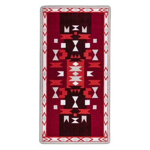 Figura Red Rug by Vallila