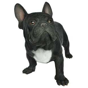 French Bulldog Figurine