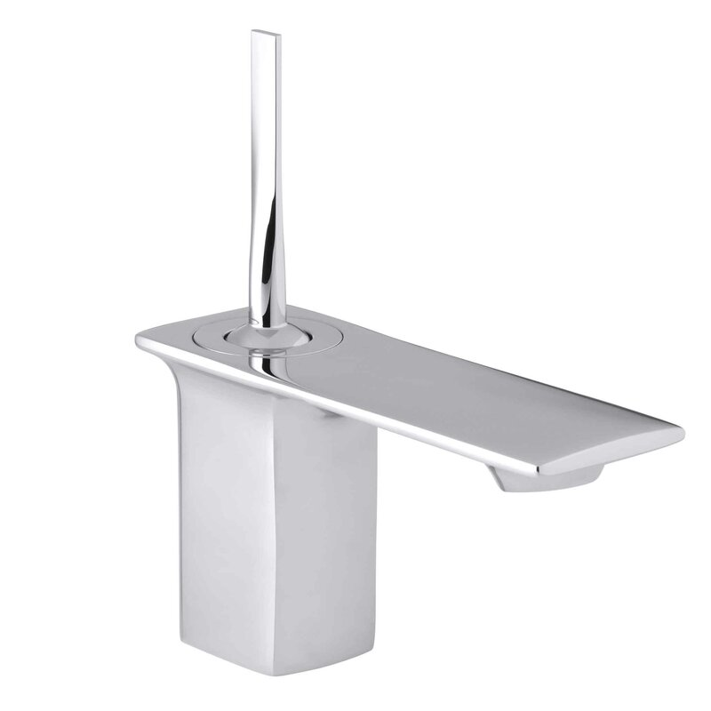 Stance Single Hole Bathroom Sink Faucet. Kohler Stance Single Hole Bathroom Sink Faucet   Reviews   Wayfair