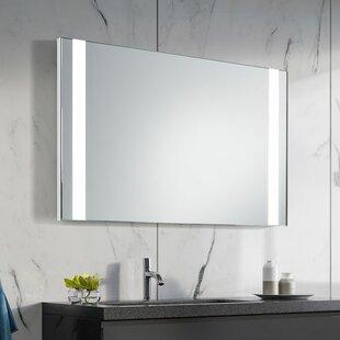 Panorama LED Illuminated Bathroom Mirror
