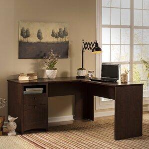 buena vista lshaped computer desk