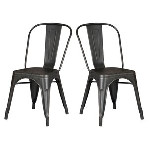 Norman Side Chair (Set Of 2)  Metal Kitchen Chairs