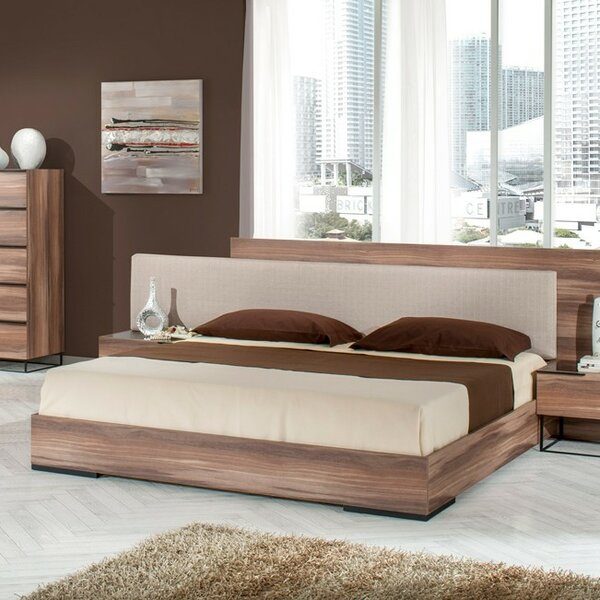 Brayden Studio Tatman Platform 5 Piece Bedroom Set | Wayfair