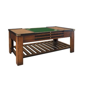 Rectangular Multi Game Table