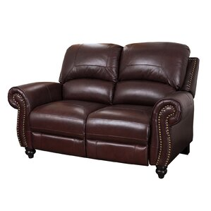 Kahle Leather Reclining Lo..