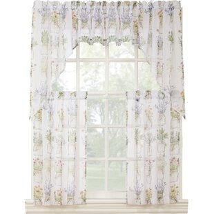 "Eve's 54"" Window Valance"