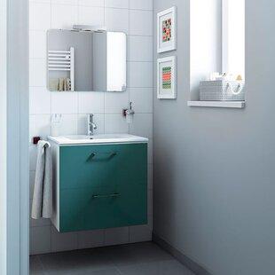 Teal Bathroom Vanity Wayfair