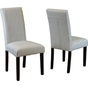 Lemelle Parsons Chair (Set of 2) by One Allium Way