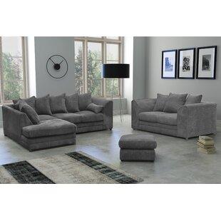 brown sofa sets. Darcey Corner Sofa Set Brown Sets T
