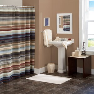 Retro Chic Shower Curtain
