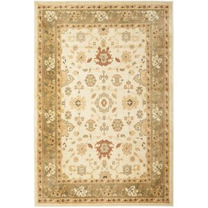 Walford Cream Area Rug