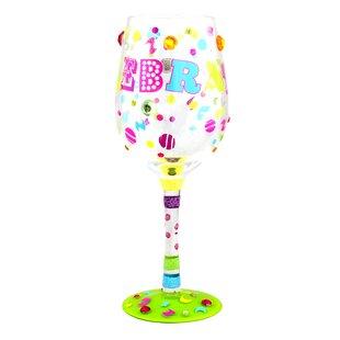 Decorative Wine Glasses Wayfair