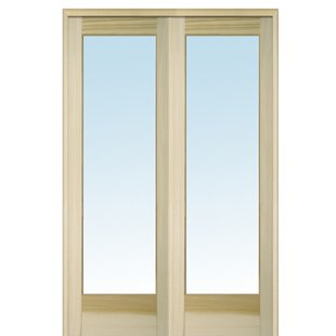 MDF Glass French Door