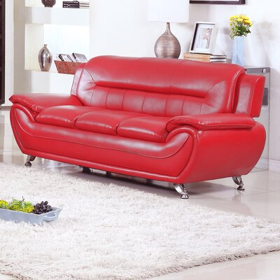 PDAEInc Roselia Modern Living Room Loveseat | Wayfair