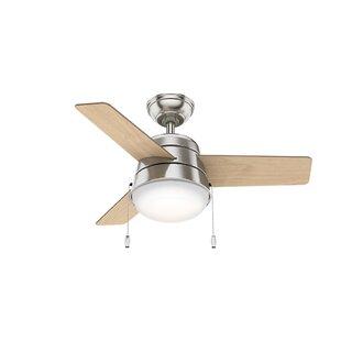Modern pull chain ceiling fans allmodern save to idea board aloadofball Gallery