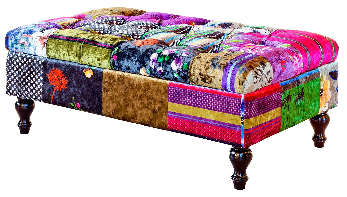house additions gepolsterte schlafzimmerbank alhambra. Black Bedroom Furniture Sets. Home Design Ideas