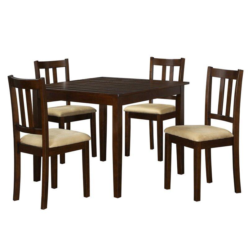 Primrose Road 5 Piece Dining Set