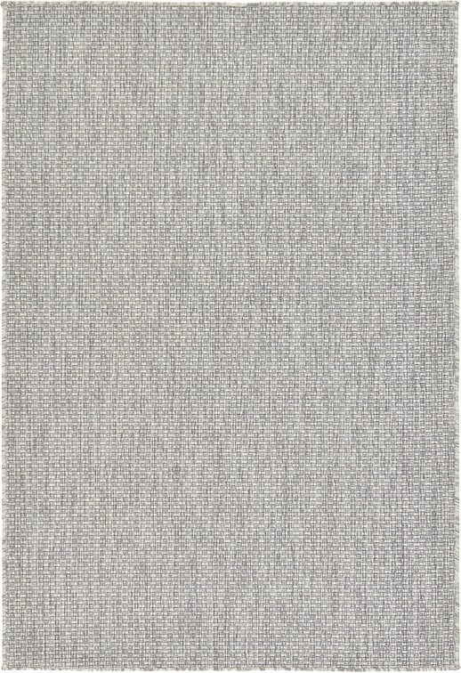 Jacklyn Light Gray Indoor/Outdoor Area Rug & Reviews | AllModern