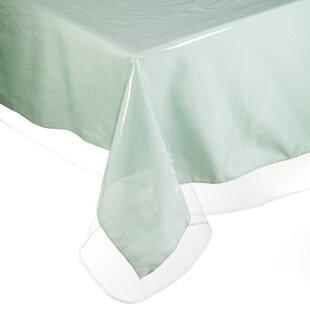 Beau Clear Vinyl Tablecloth