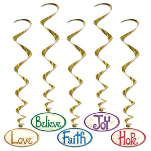 Christmas Word Whirl (Set of 30)