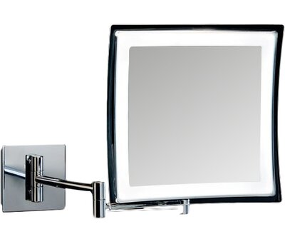 Modern Swing Arm Wall Mirrors Allmodern