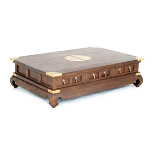 Becky Coffee Table With Storage