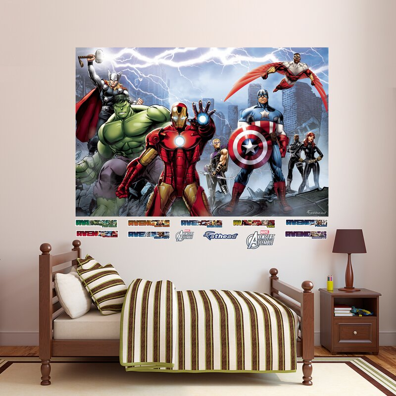 Wonderful Whatever You Usually Are Reading Through Nows A Picture Marvel Wall Decals.