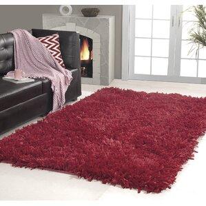 affinity home collection cozy shag area rug 8u0027 x