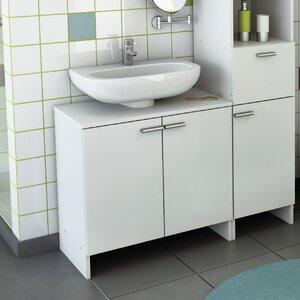 Waschbeckenunterschrank Weende von Home Etc