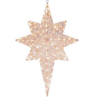 Outdoor bethlehem star wayfair bethlehem star christmas decoration mozeypictures Images