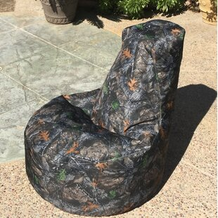 Gentil Camo Indoor/Outdoor Bean Bag Chair