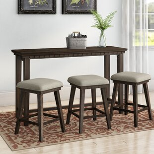 Suzann Multi Purpose 4 Piece Pub Table Set