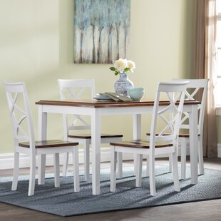 White kitchen dining room sets youll love wayfair save to idea board workwithnaturefo