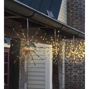 Hanging Solar Lantern Set Of 2