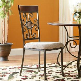 Stefanie Metal Dining Chair (Set of 2)