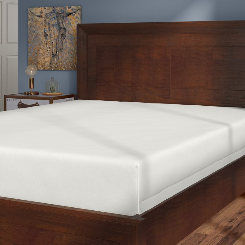 Alwyn Home Bed Bug Blocker Zippered Hypoallergenic Waterproof