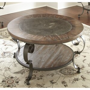 Alan Coffee Table by Fleur De Lis Living