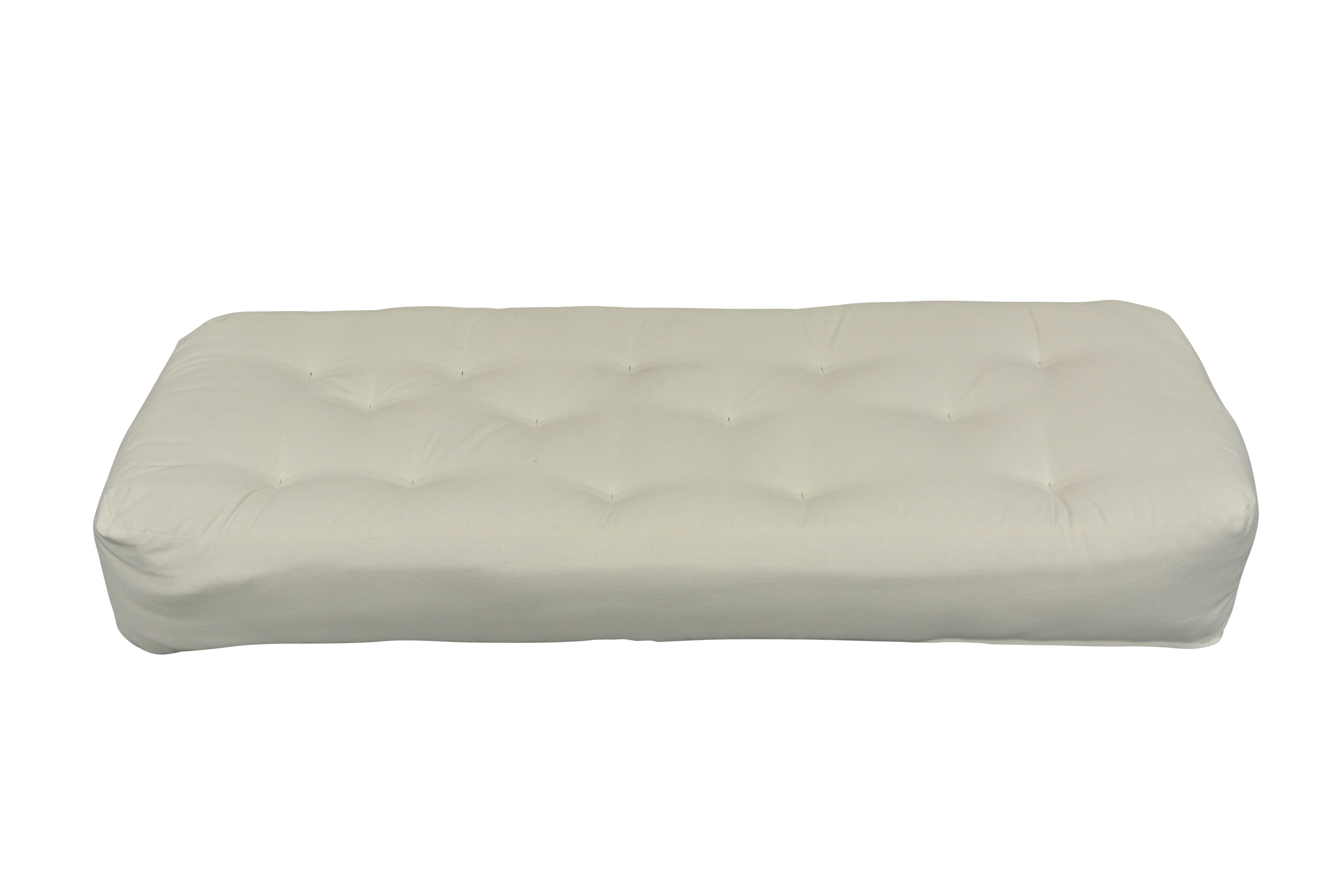 Cotton Ottoman Size Futon Mattress