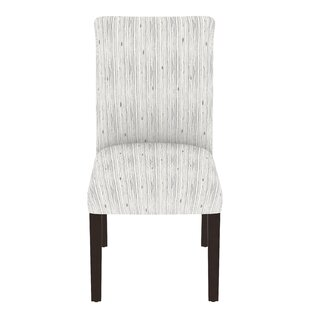Karen Stripe Parsons Chair