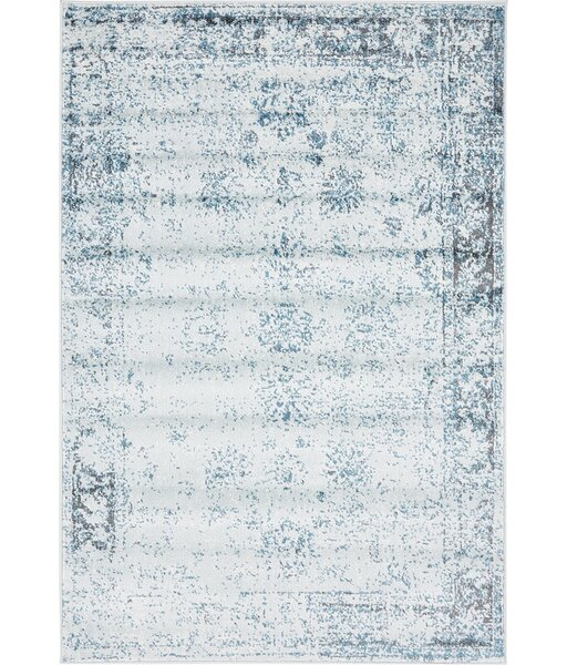 - Modern & Contemporary Light Blue Area Rug AllModern