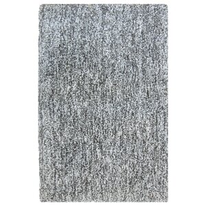 Heather Charcoal Shag Area Rug