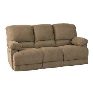 Plush Chenille Fabric Sofa | Wayfair