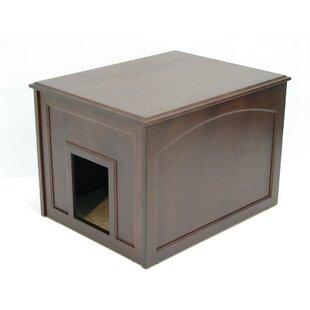 Aquarius Cat Condo Litter Box Enclosure