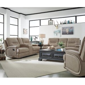 Camron Configurable Living Room Set by Latit..