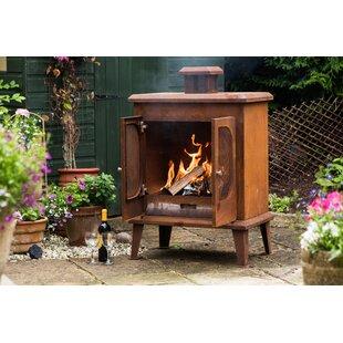 Sol 72 Outdoor Kistler Steel Charcoal Fire Pit Wayfair Co Uk